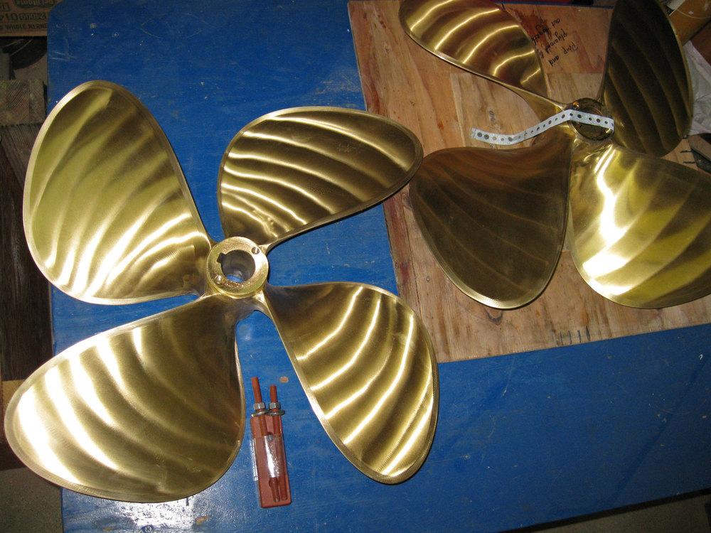 Pretty Propellers