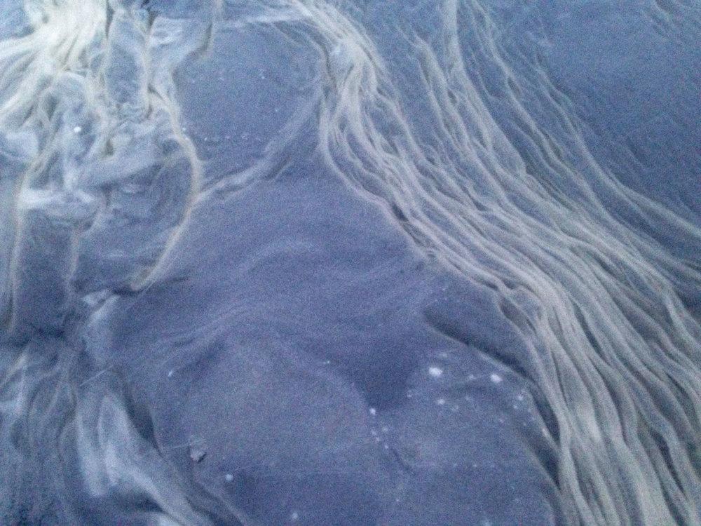 Reclining Nude in Slush_____ Medium: Water_____ $48,000.