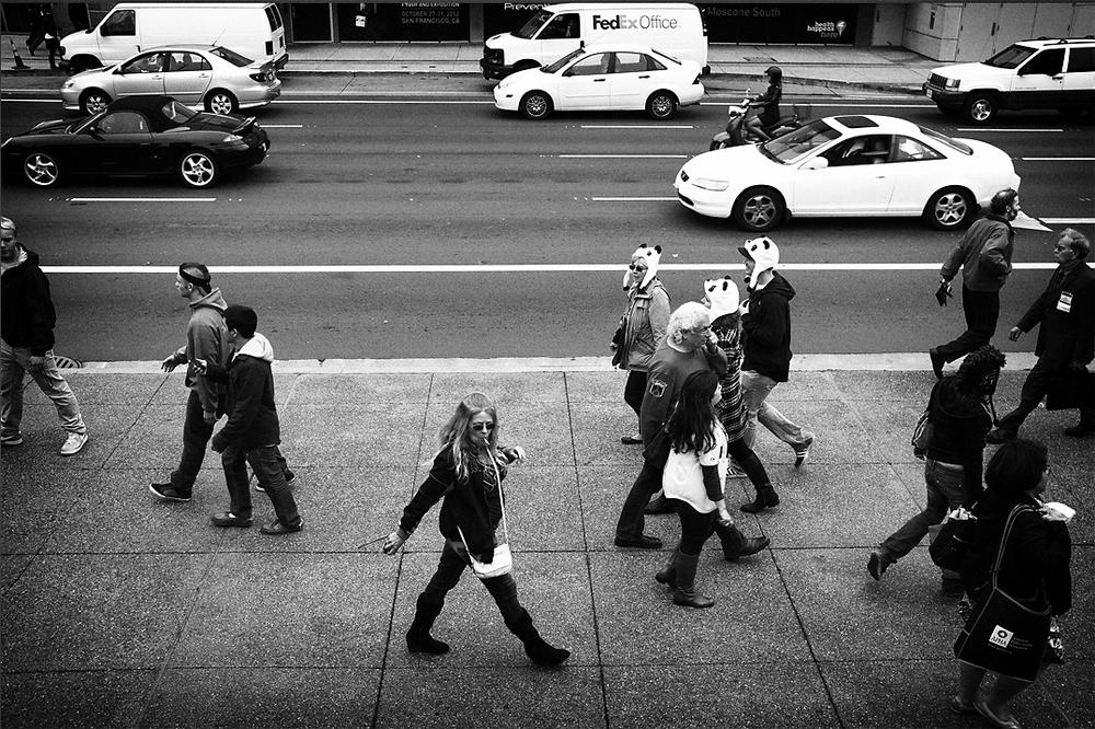 San Francisco, CA 2012  FujiFilm X100