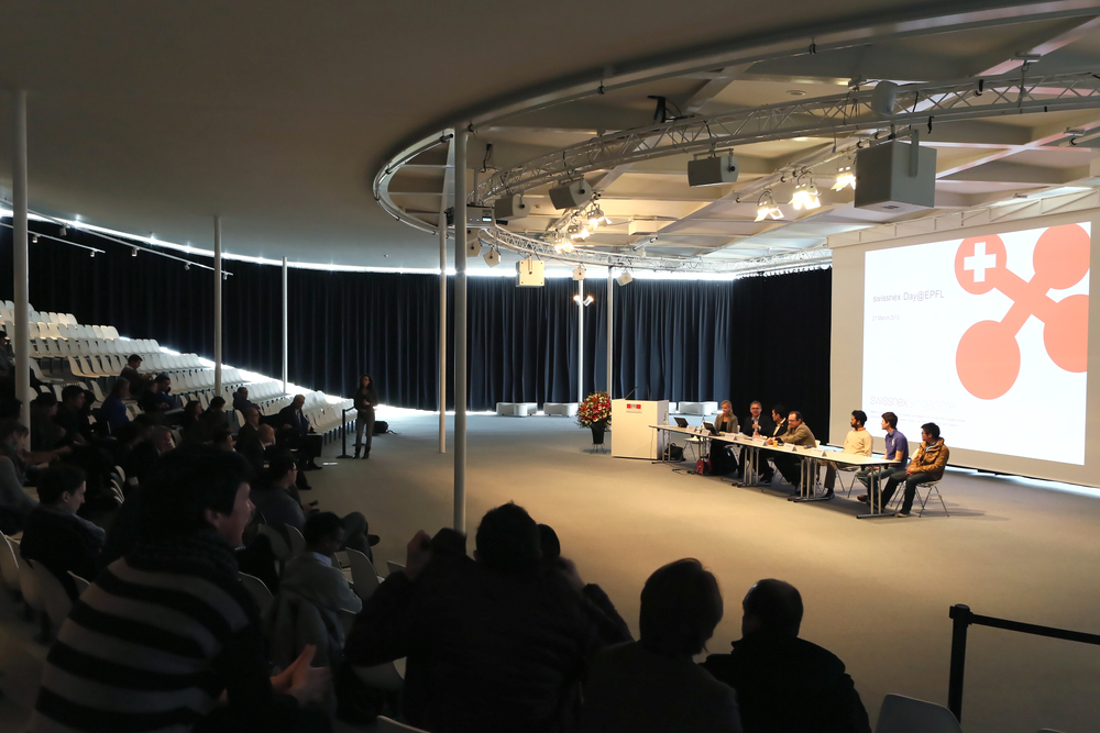 Swissnex Day in EPFL