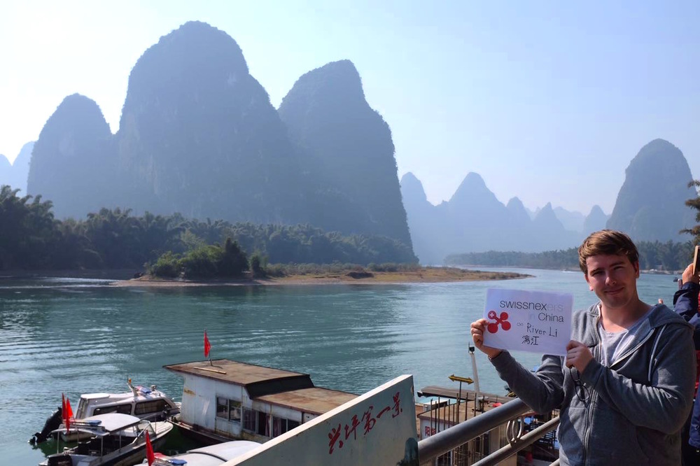 Spring Festival Holidays in Yangshuo, Guangxi. Bring the swissnex spirit everywhere you go!