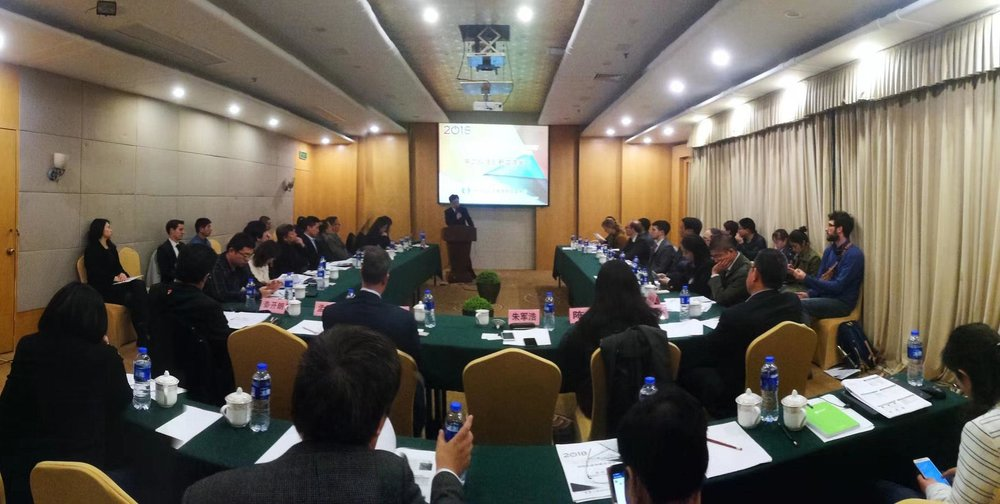 Delegates from 20 countries attended the seminar, including Switzerland, Australia, Canada, Finland, France, Germany, Hong Kong and Taiwan, Italy, Japan, Korea, Mexico, Singapore, UK, and the US.