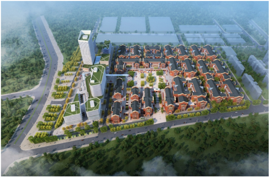 Sino-Swiss Business Incubation Competition & SinoSwiss Technopark - By Victor Dietrich, Junior Project Manager