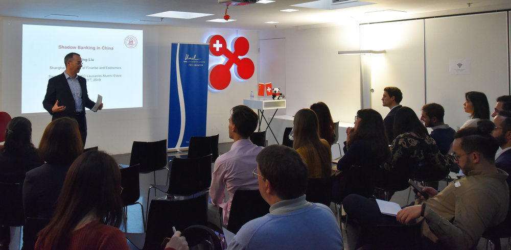 Opening speech by Dr. Felix Moesner, Science Consul & CEO, swissnex China