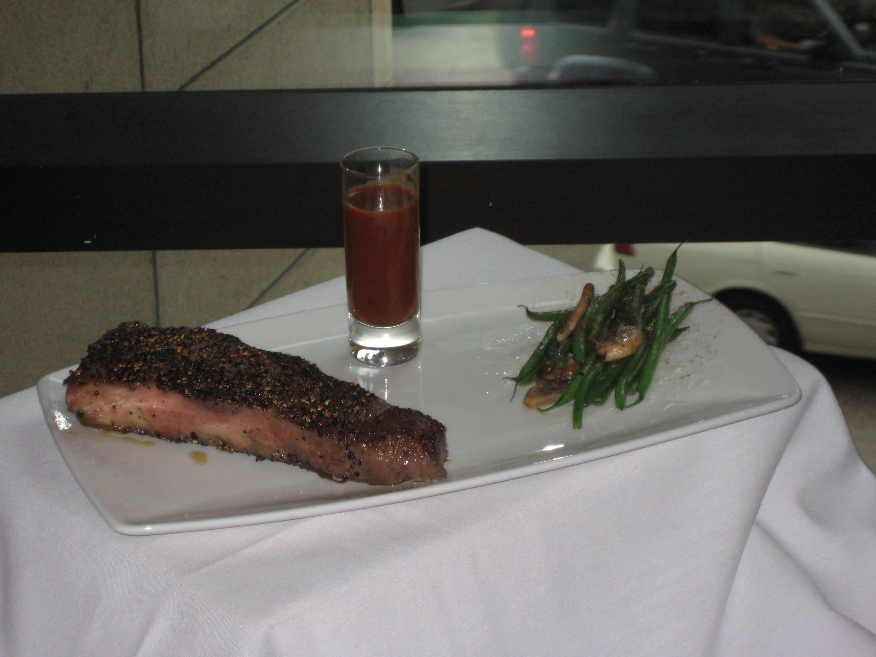 Fleming S Steakhouse Merlot Room