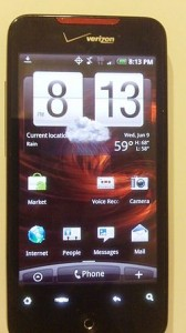 Picture of an HTC Incredible