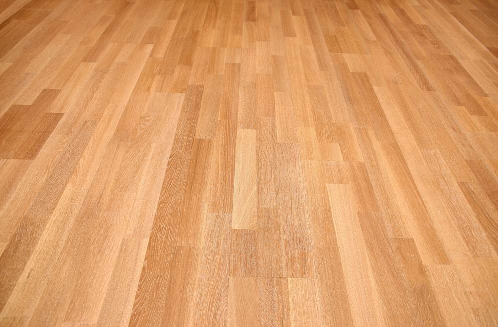 Vinyl Plank is a very hardy and easy to clean floor.