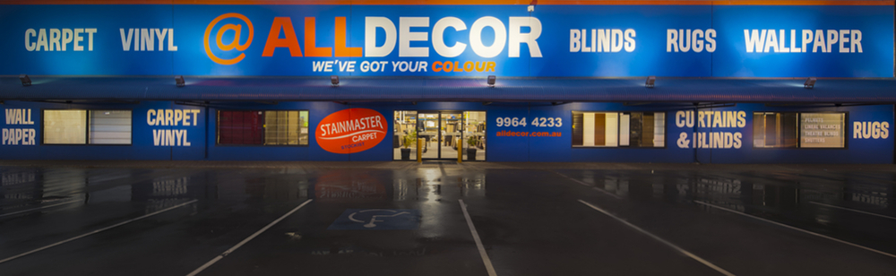 All Decor Western Australia for Carpet Blinds Rugs Curtains Wallpaper Vinyl and more