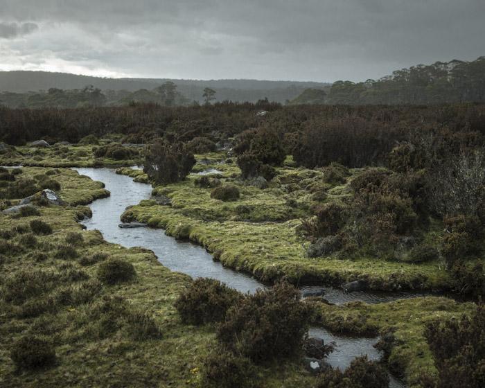 Tasmanian Landscape Photograph - By Steven Pearce