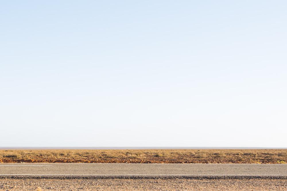 Stuart Highway SA, a slightdifferent view