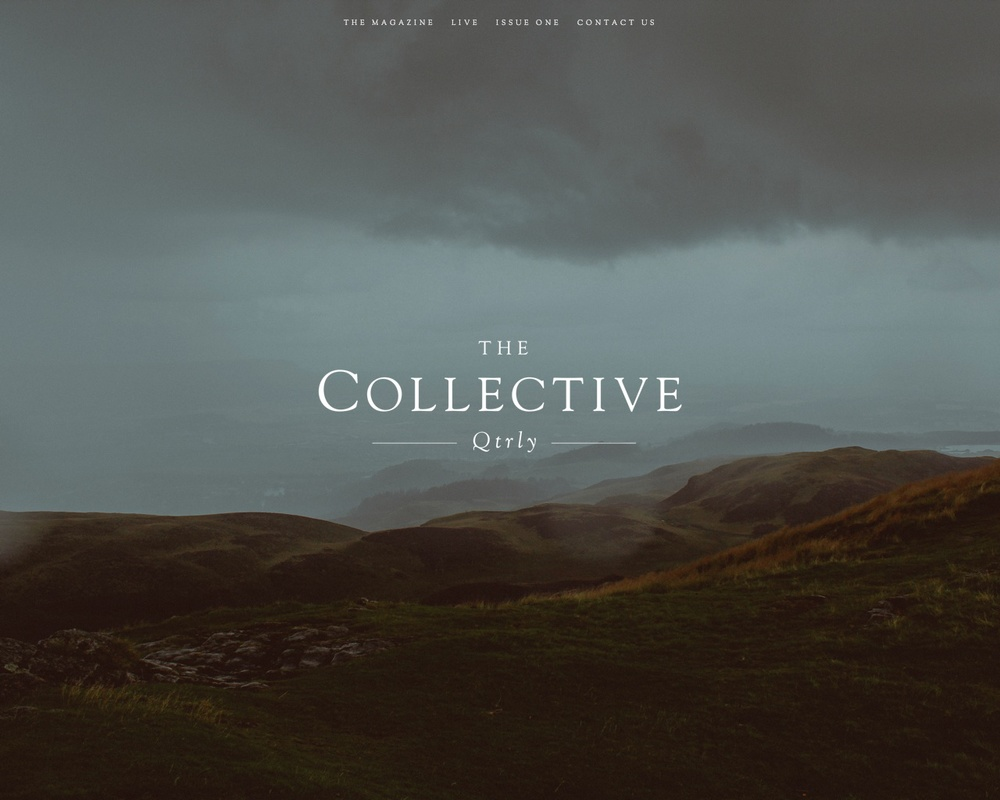 Background image squarespace - The Collective Quarterly 20130828 Jpg