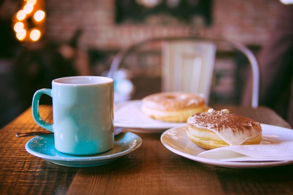 Mmm...coffee.