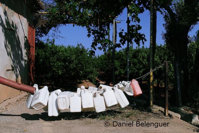 Spain pictures. Valencia, Puzol. Caseta de agricultor. © Daniel Belenguer