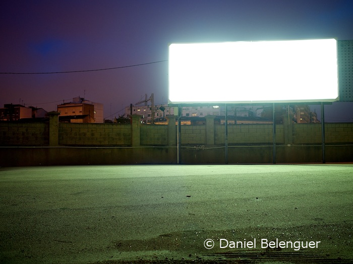 Spain pictures. Valencia. Billboard. © Daniel Belenguer