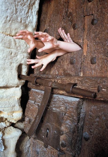 Spain pictures. Ráfales prison. © Daniel Belenguer.