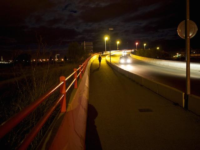 Spain pictures. Road towards Sedaví. © Daniel Belenguer