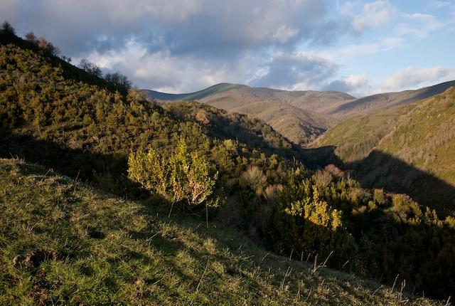 Spain images. Rioja. Sierra de Cameros from Nieva de Cameros. © Daniel Belenguer