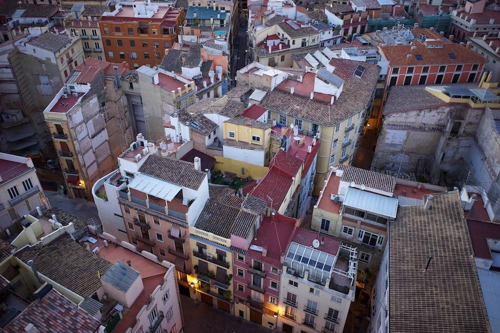 Barrio del Carmen, Valencia.