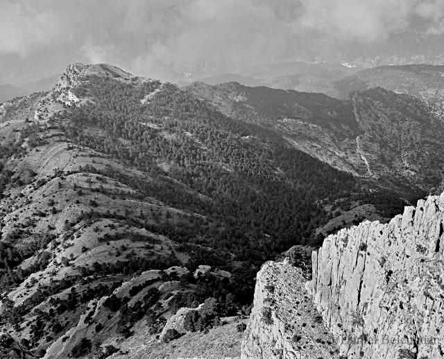 Vistas desde la cumbre del peñagolosa. © Daniel Belenguer.
