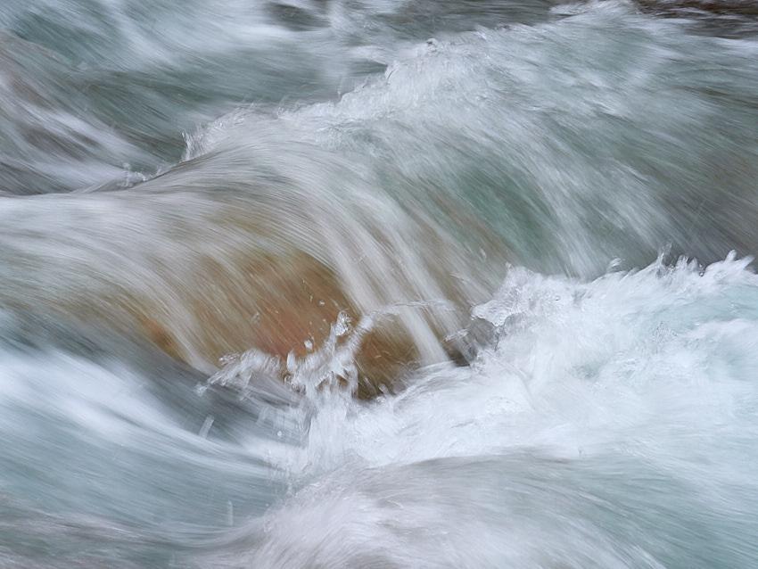 © Daniel Belenguer. La lavadora del Rio Villahermosa.
