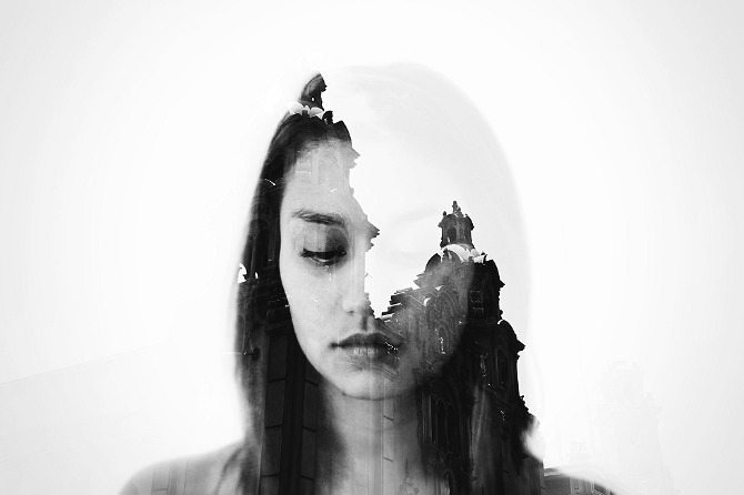 Double Exposures by Andre De Freitas
