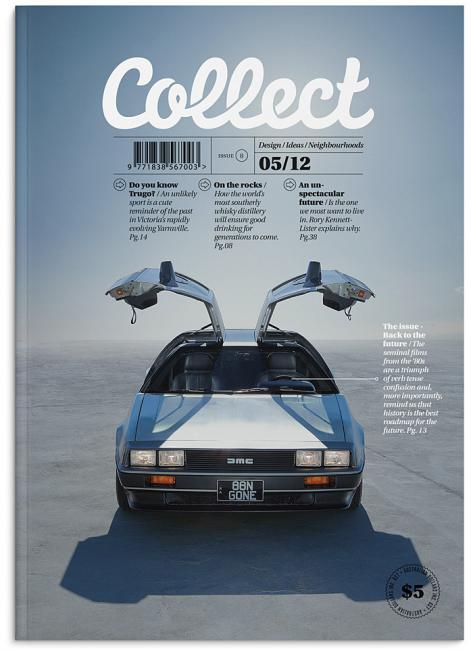 Collect Magazine via Cover Junkie