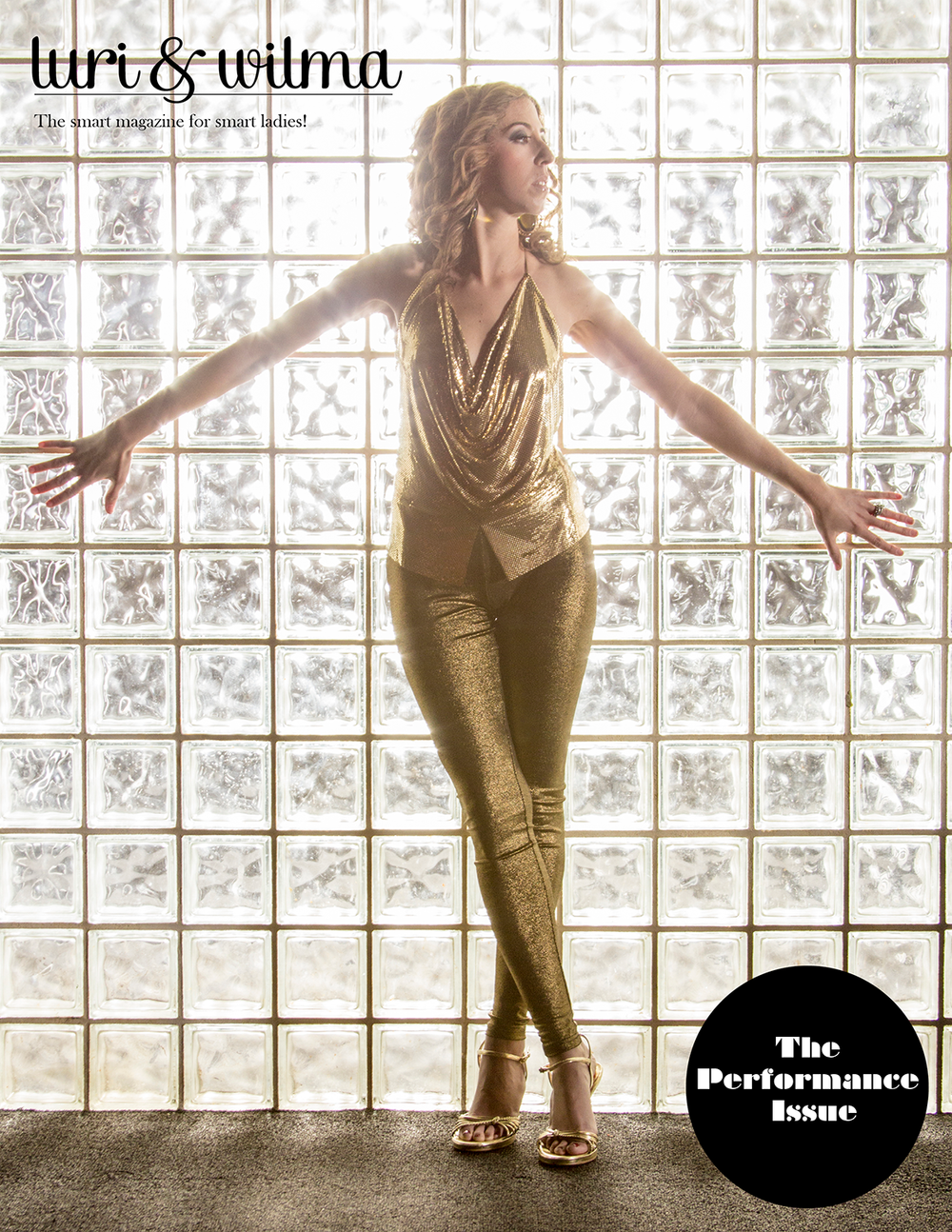 Dig on the fab ladies who perform? This issue is full of them!Order it in print here!