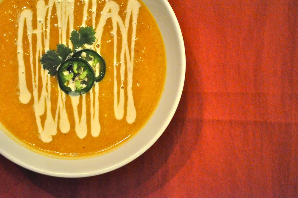 pumpkin soup chipotle pumpkin soup free mexican pumpkin soup xpuha
