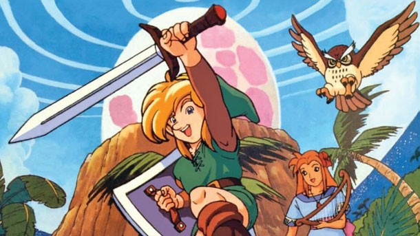 After More Than 20 Years I Beat Link S Awakening