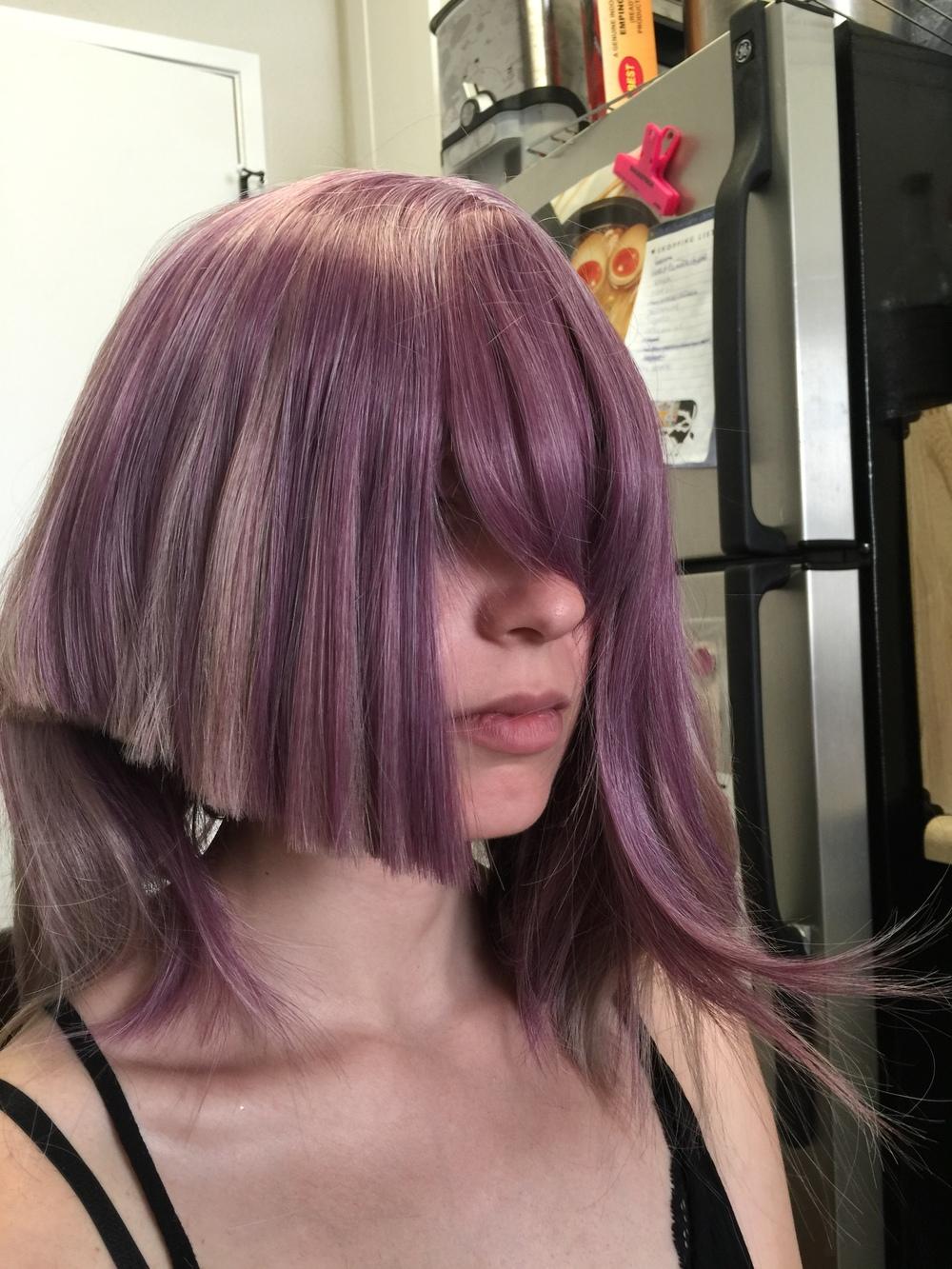 Cutting the Hair