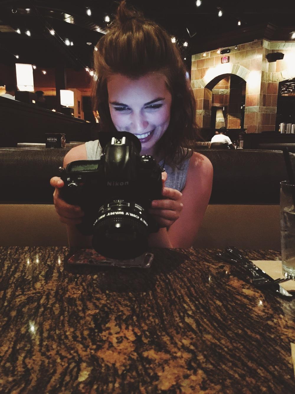 Reviewing Photos