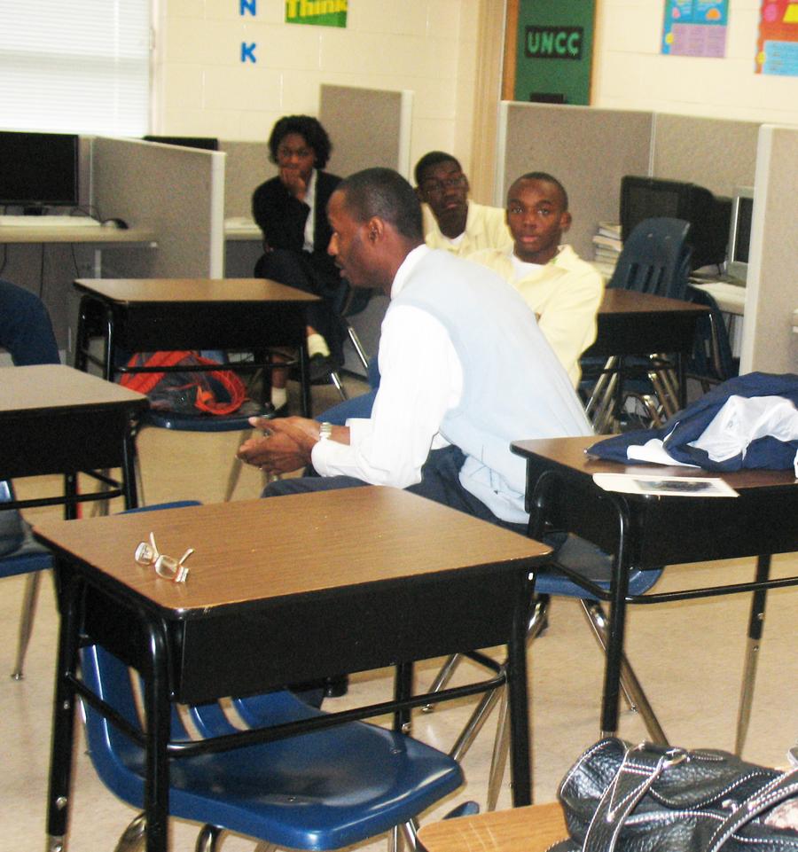 Dec. 2011 Alumni-Student Meet & Greet