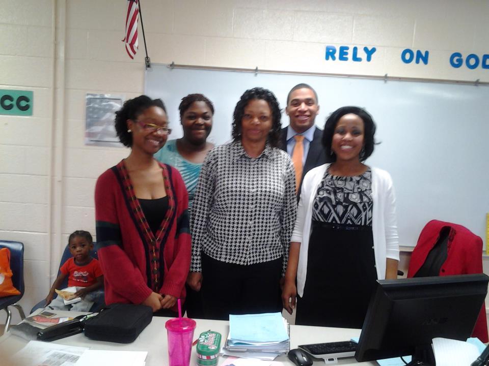 Dec. 2012 Alumni-Student Meet & Greet