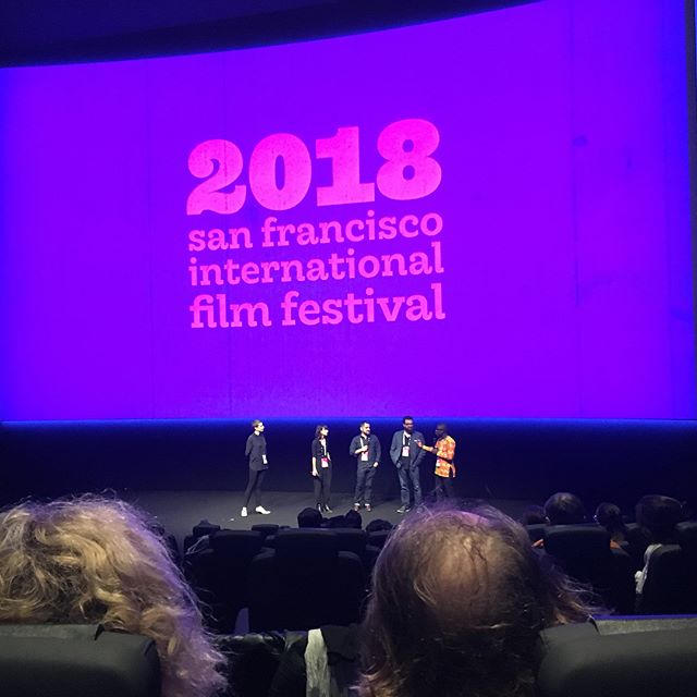 #TheRescueList film world premier at the amazing Dolby Theater in San Francisco.  So excited for this important and beautiful film to get out into the world. #sffilmfestival #SoundSpace #collectivehunch
