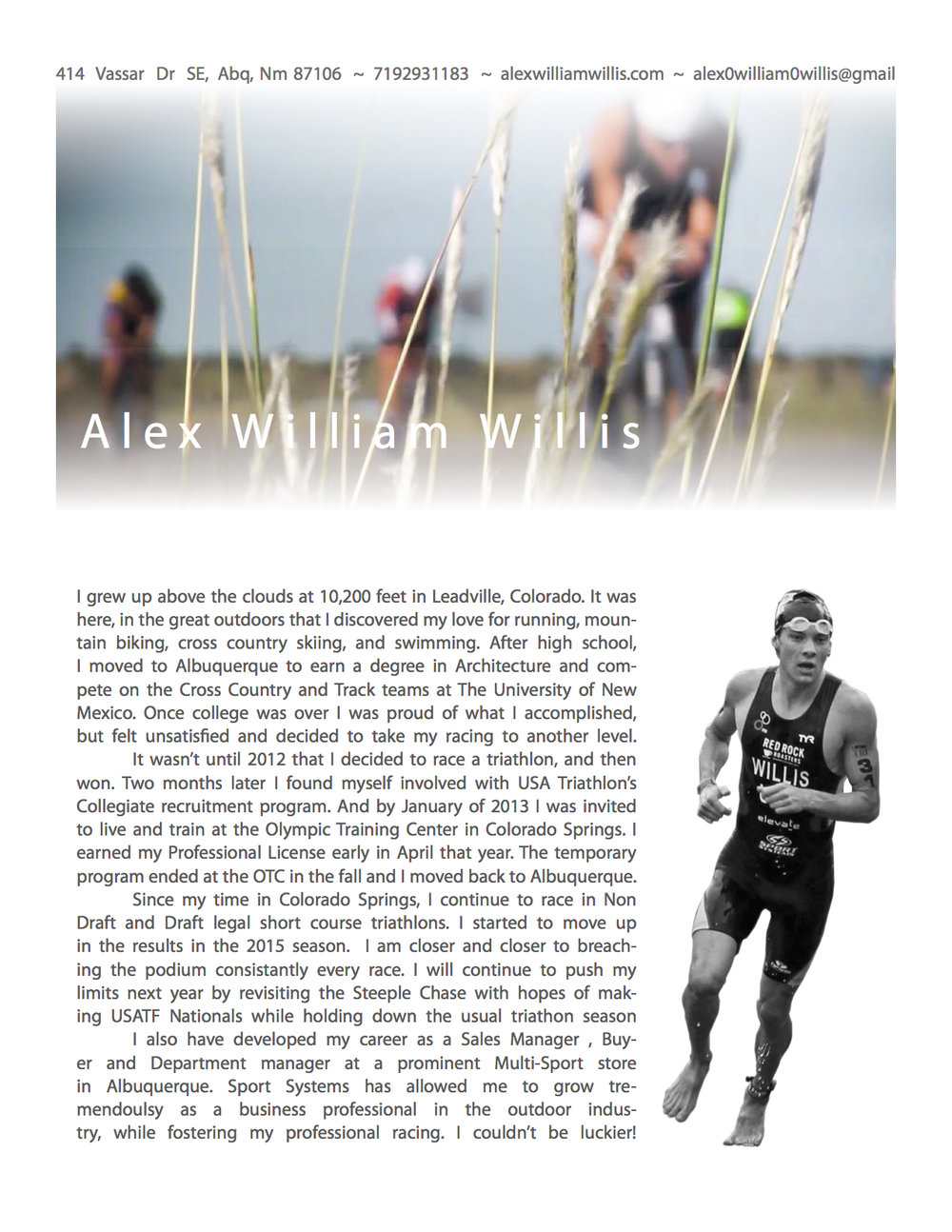 Alex Willis athletic resume october 2016 page 1.jpg