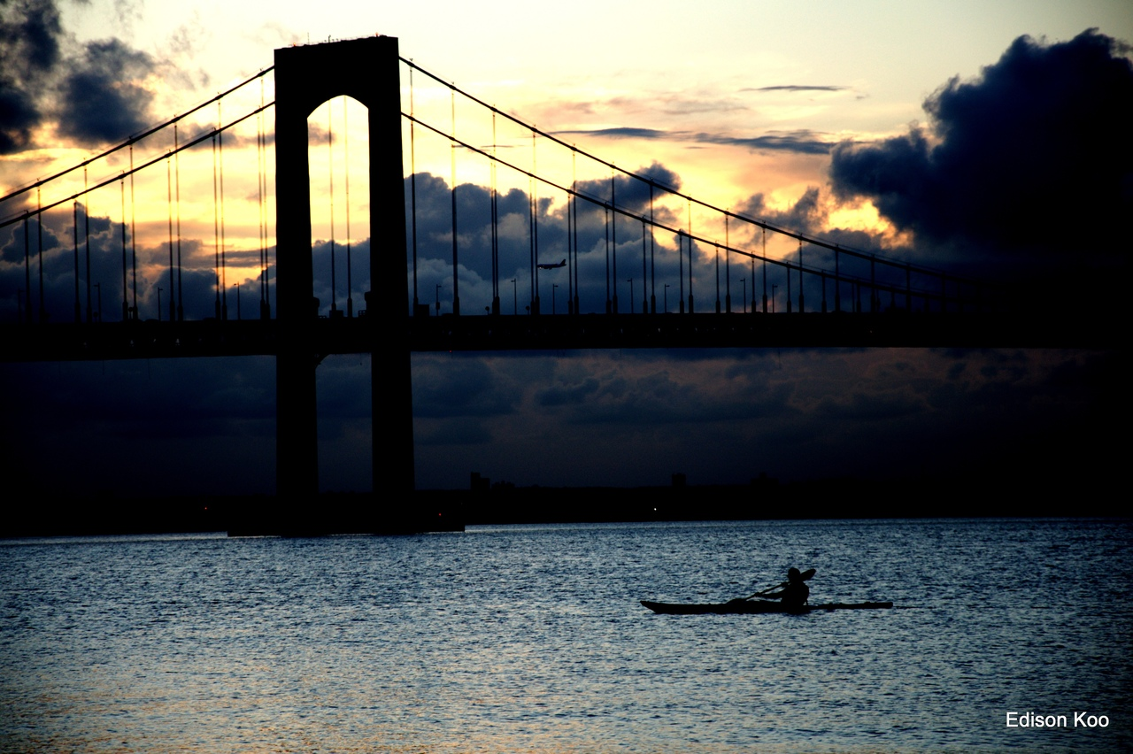 At the Throg's Neck. Where do I find myself a kayak?