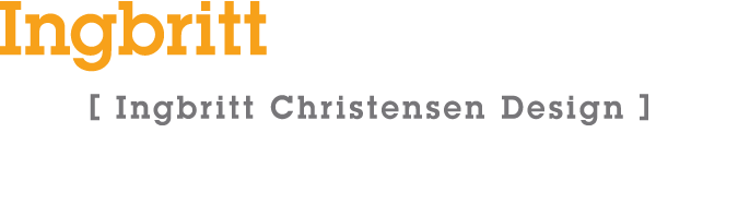 Ingbritt Christensen Design | Graphic Design & Branding | SF Bay Area
