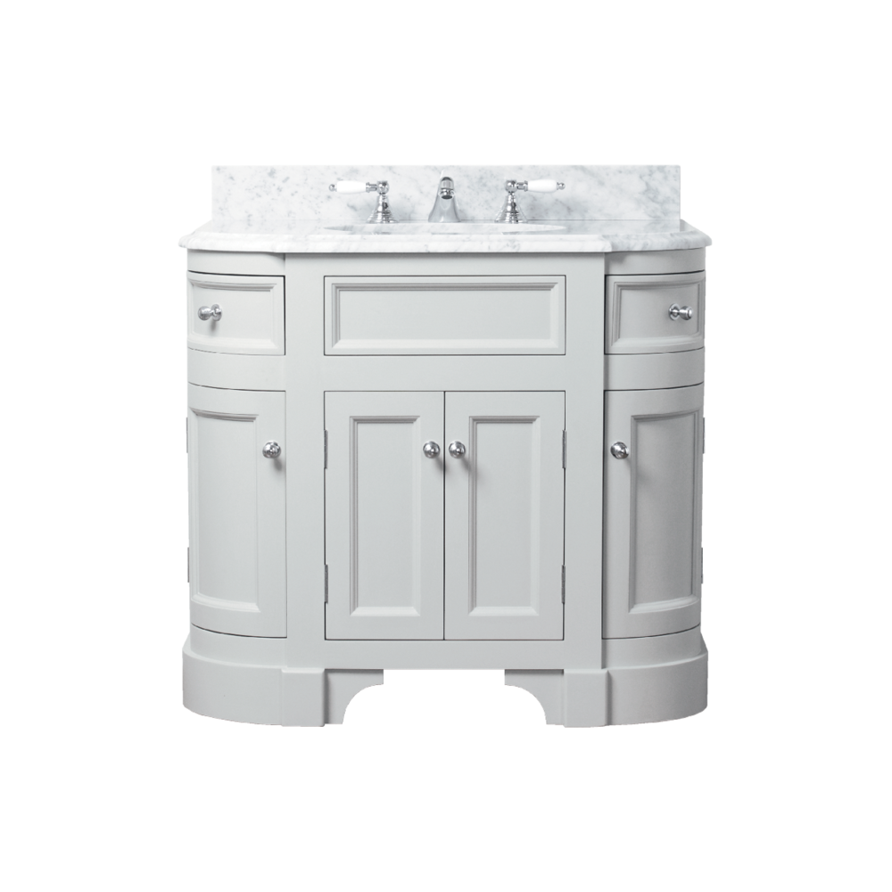 Pricestarting from£1295.00(Includes base unit, standard marble top and sink)