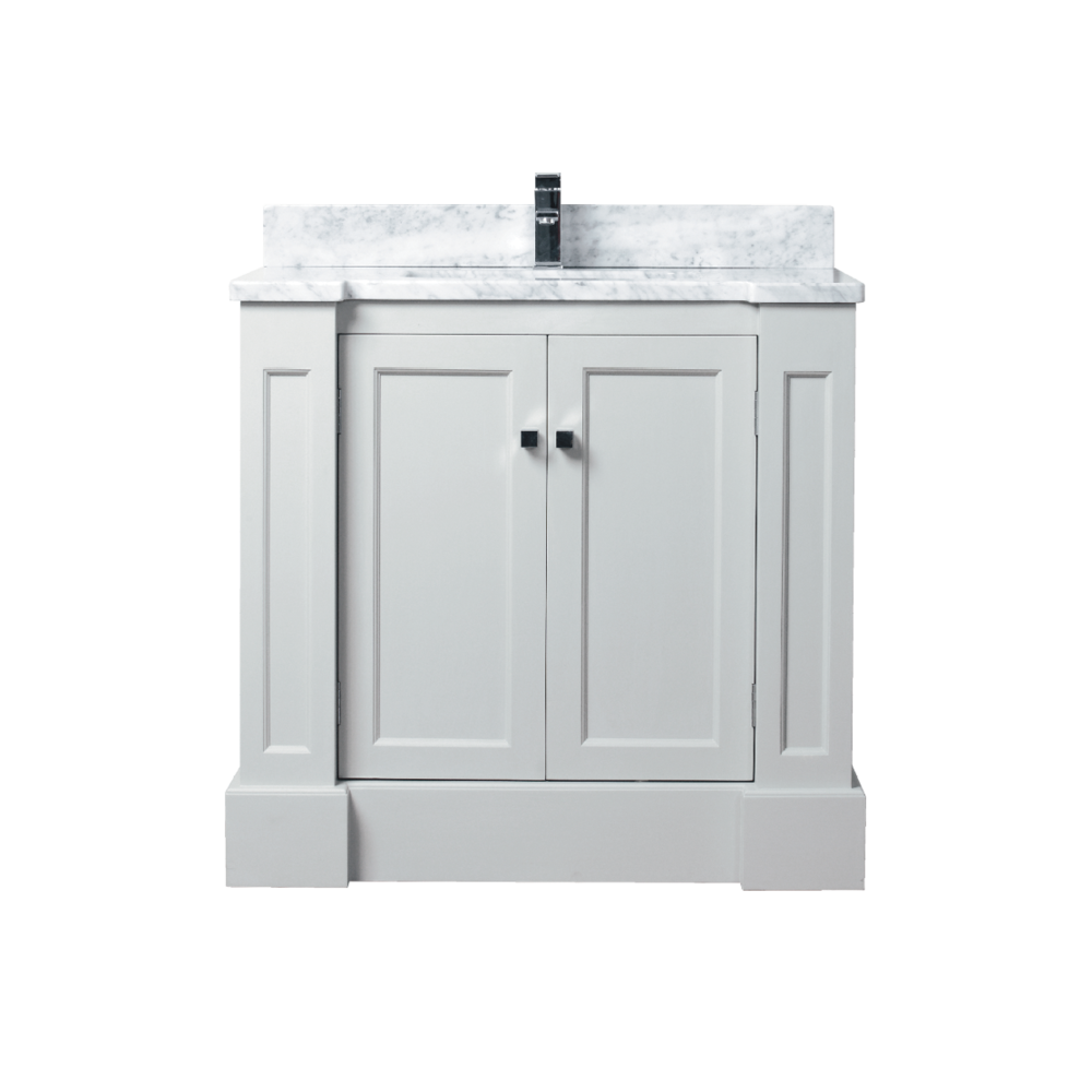 Porter Vanities Warwick Single Painted Vanity