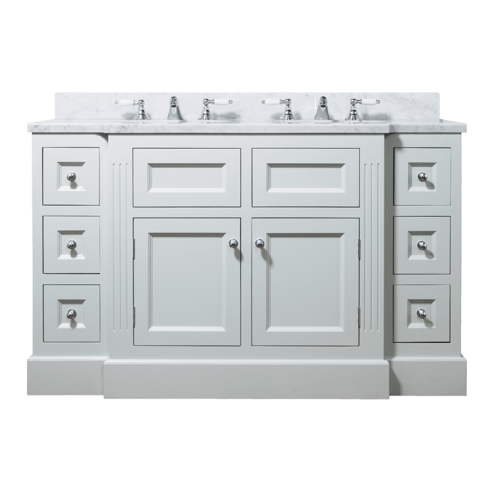 Porter Vanities Vendome Mid Painted Vanity
