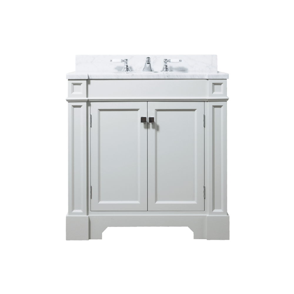 Porter Vanities Roxford Single Painted Vanity