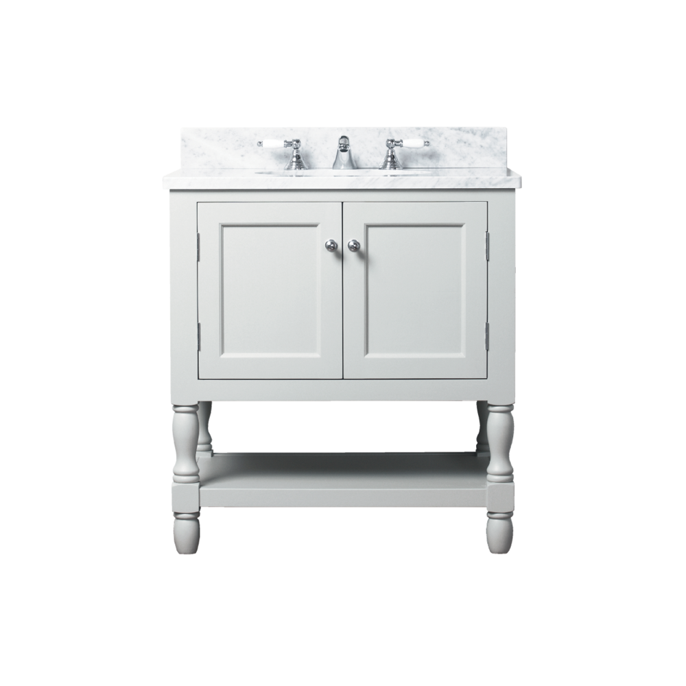 Porter Vanities Pembrooke Single Painted Vanity