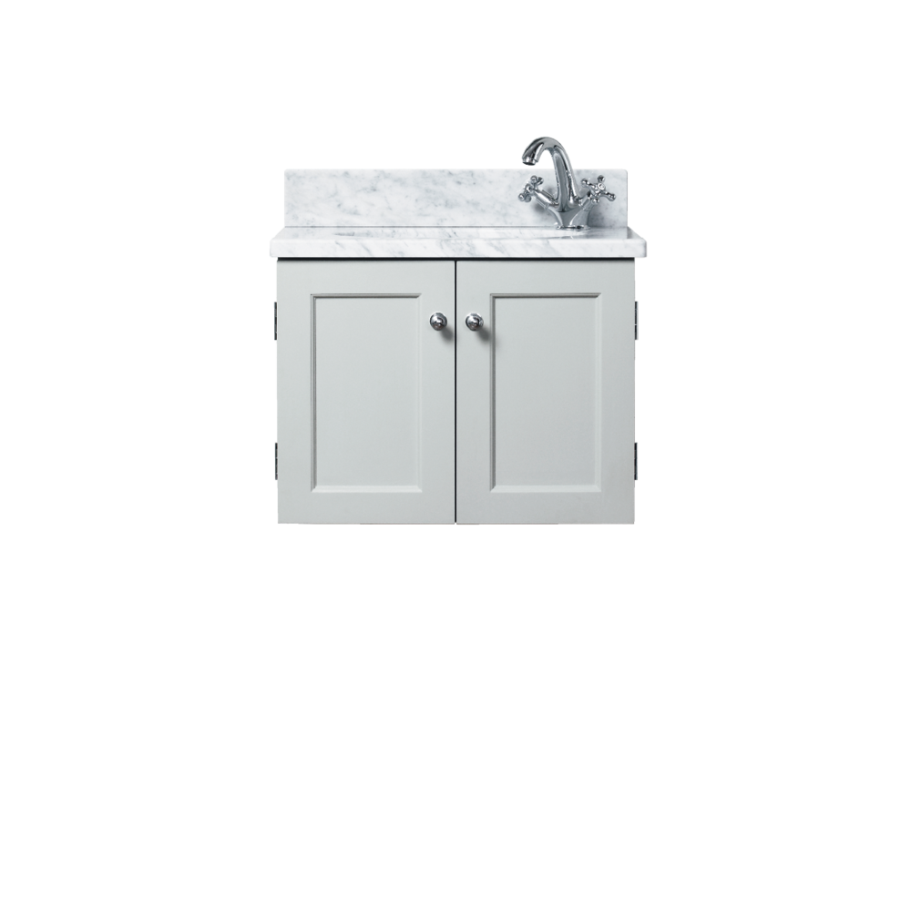 Porter Vanities Avebury Single Painted Vanity