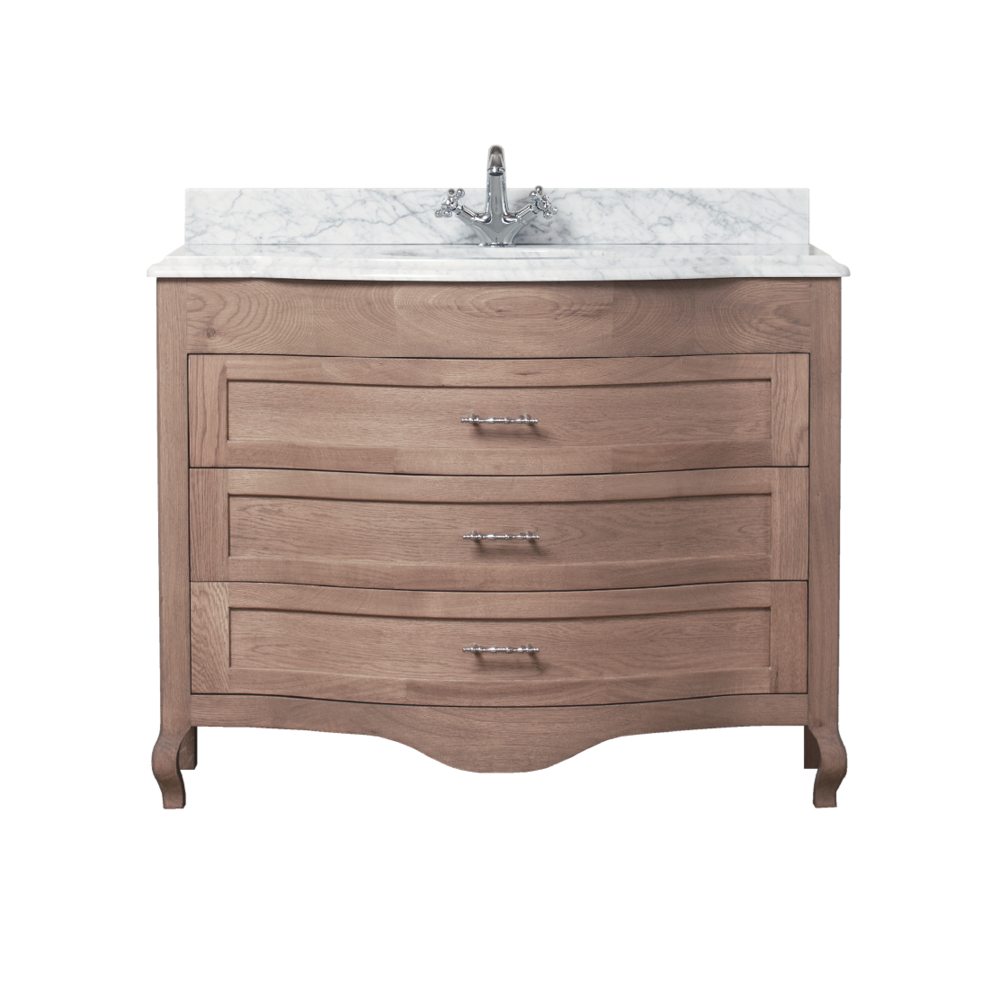 Porter Vanities Huntsman Oak Wood Vanity