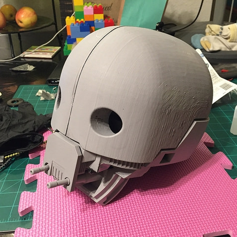 Thingiverse Head