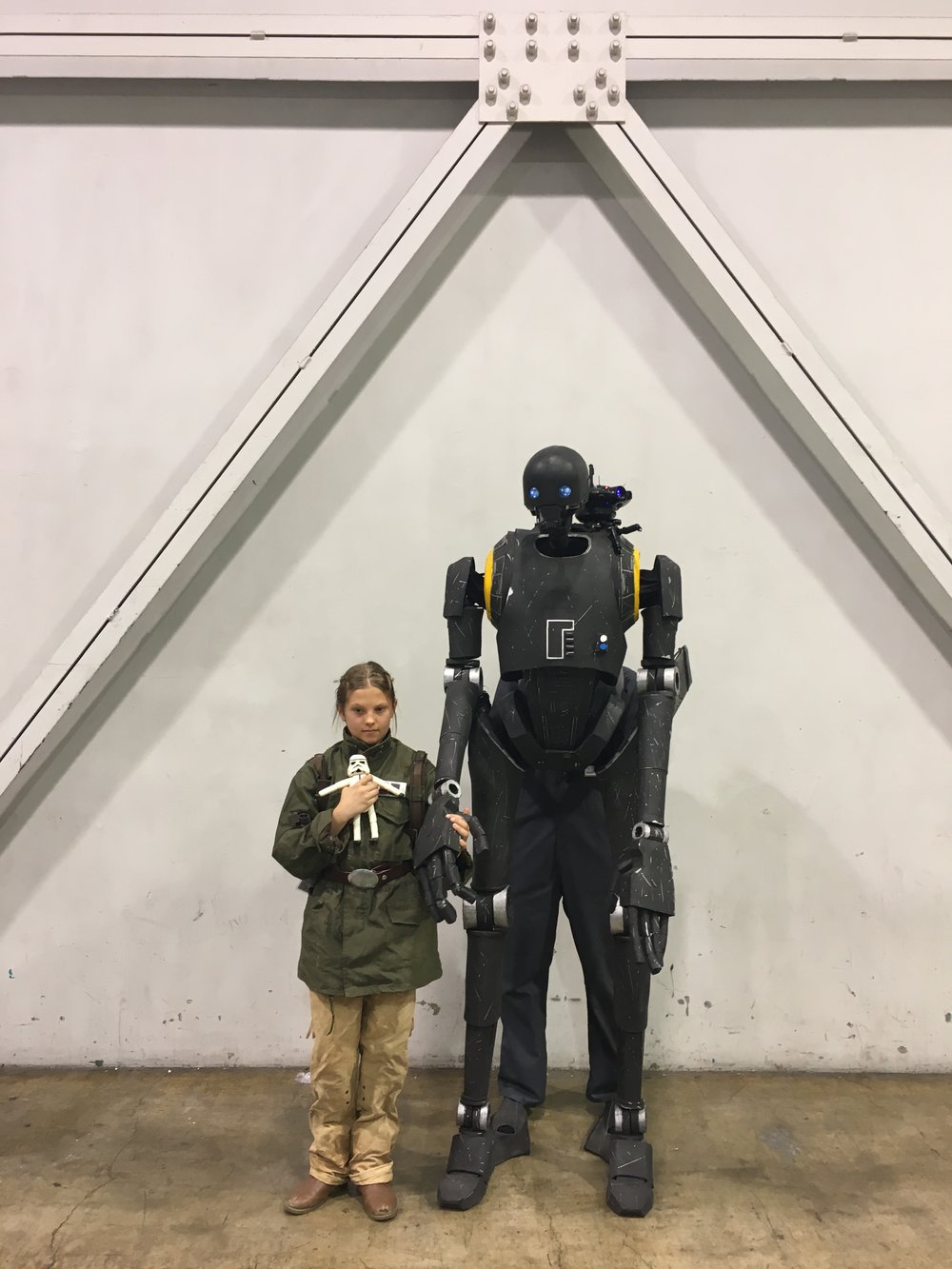 My neighbor K-2SO