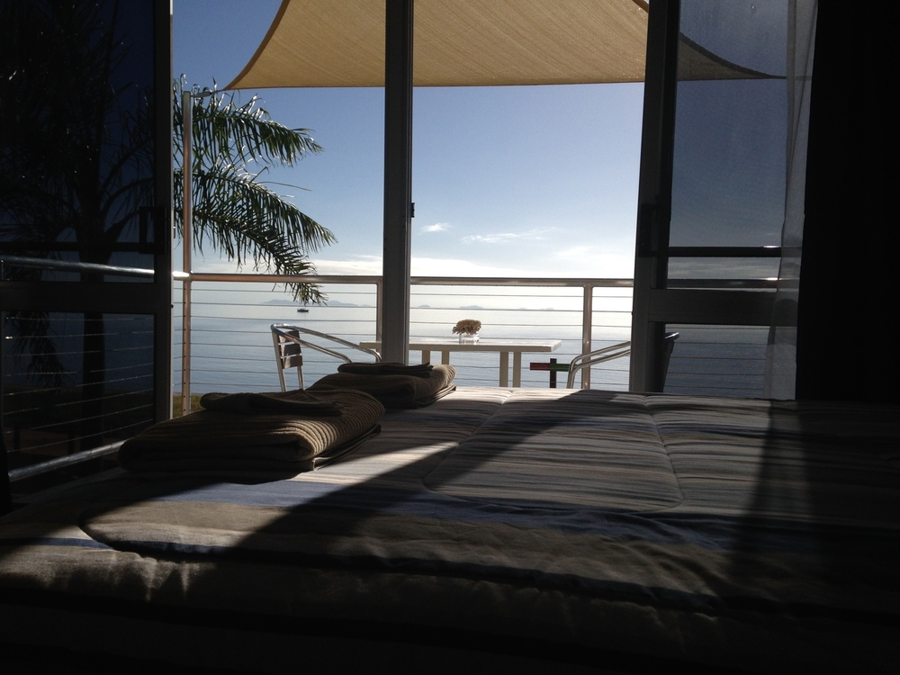 What an outlook! Studio with Ocean Views