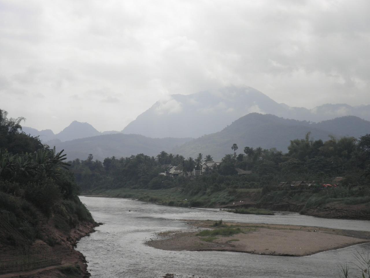 AM in Laos.