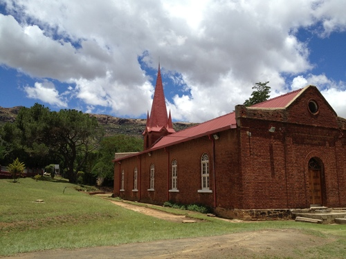 ... the episcopal church in morija ...