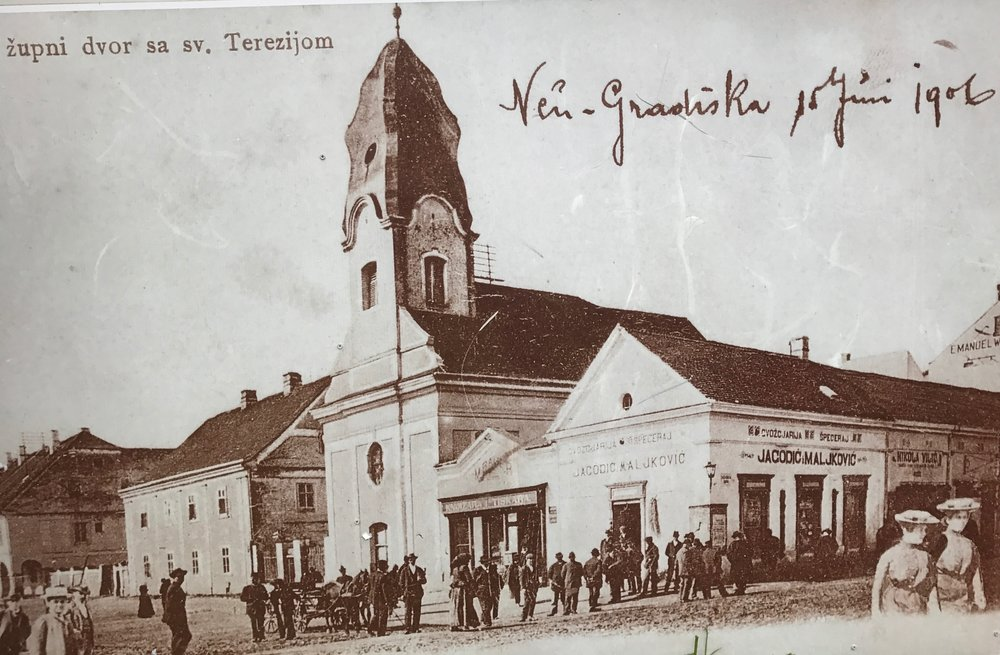 Same church 1906
